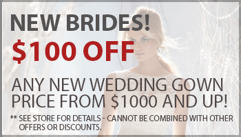 Wedding Dress Discount Coupon